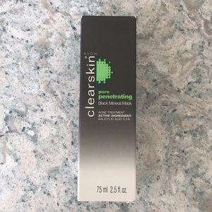 Avon Clear Skin Pore Penetrating Black Mineral Mas